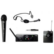 AKG WMS 40 MINI 2 DUAL VOCAL INSTRUMENT MIX Zestaw - 11..jpg